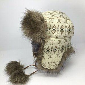 Laundry~Shelli Segal~Trapper~Nordic~Fair Isle~Fur~